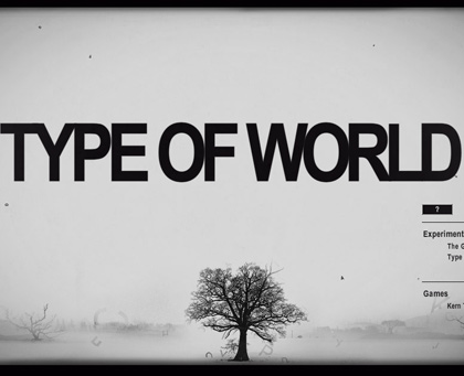 Type Of World