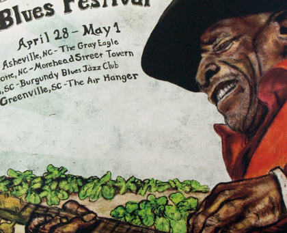 Mac Arnold Blues Festival