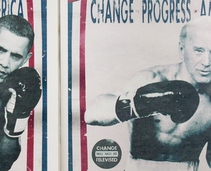 For Change, Progress, America